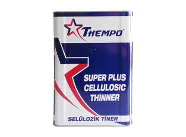 SUPER PLUS CELLULOSIC THINNER